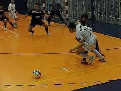 Futsalové utkání CC Jistebník - SK Slavia Praha