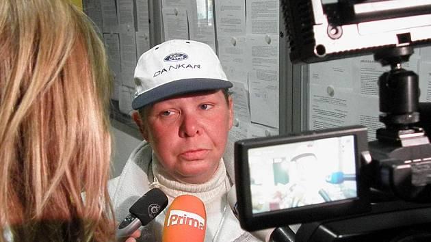Jana Kučerová odmítla, že by ženu nechala zemřít.