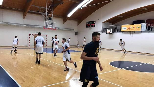 Basketbal 1.liga mužů