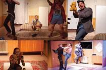 Záběry z představení