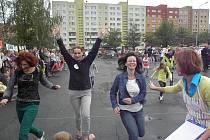 Jedním ze tří míst, kde se v sobotu konala akce Zažít Ostravu jinak, byla Poruba.