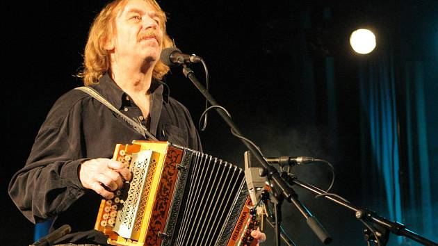 Jaromír Nohavica během svého turné