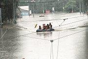 Ničivé povodně 1997.