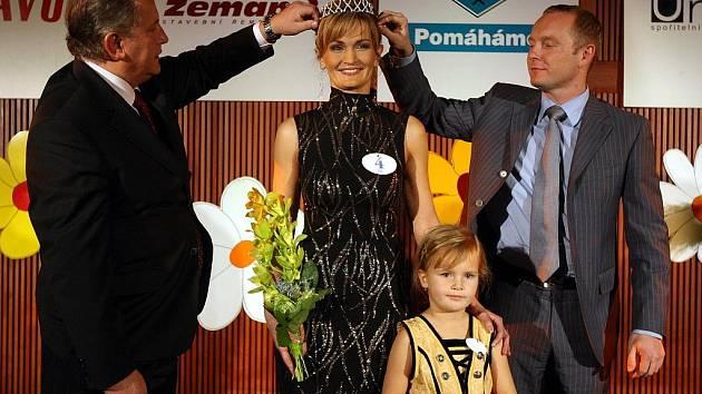 Severomoravské kolo soutěže Missis