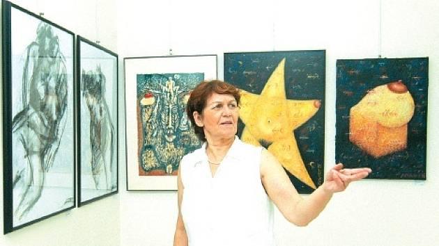 Výtvarné centrum Chagall. Ilustrační foto.
