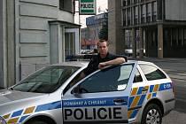 Martin Danel slouží na policejním oddělení v Ostravě-Vítkovicích. Na podzim minulého roku se změnil na profesionálního vyjednávače.
