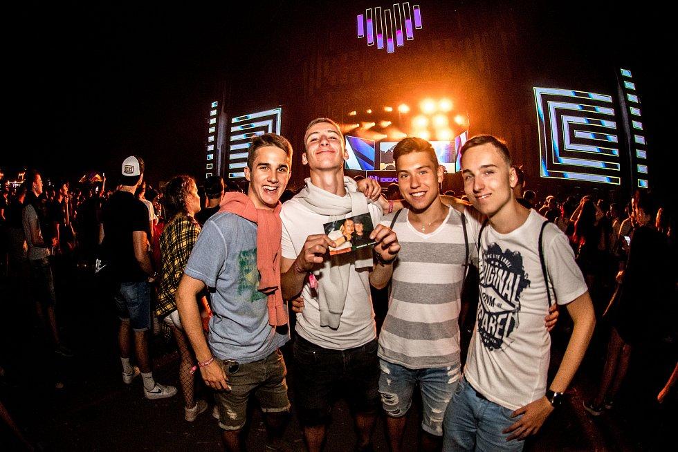 Festival Beats For Love v Dolní Oblasti Vitkovice, 6. července 2019 v Ostravě.