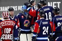 Do Ligy mistrů letos vstoupí hokejisté Vítkovic zápasem s německým mistrem Adler Mannheim.