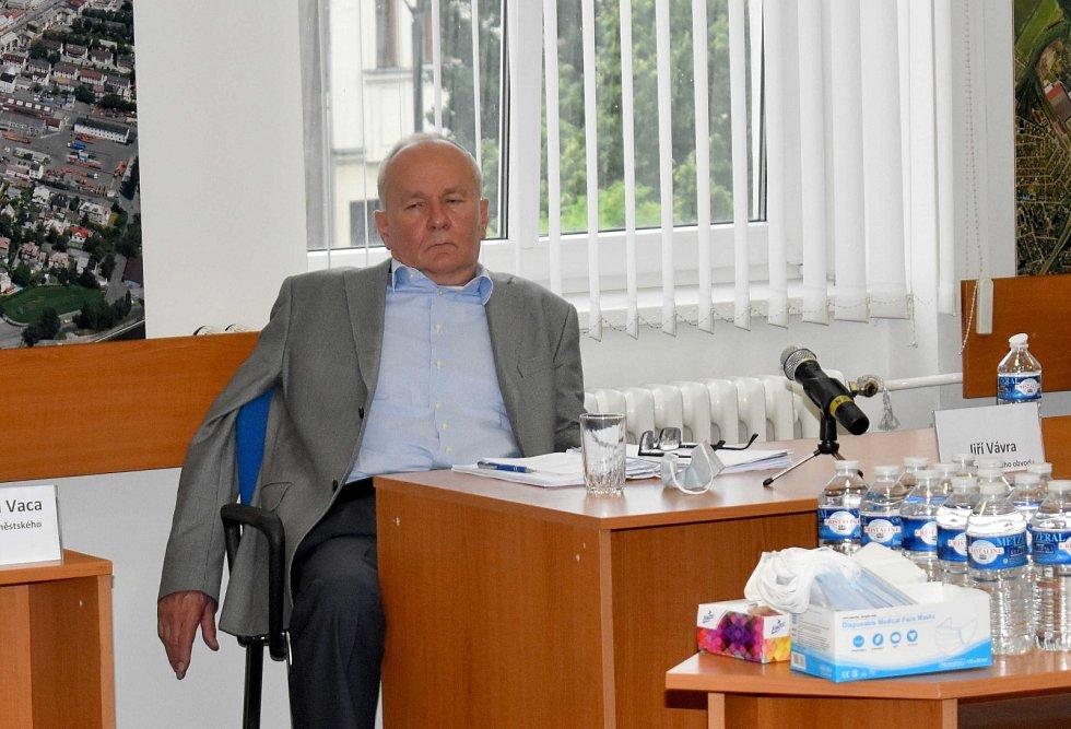 Zasedání zastupitelstva ostravského obvodu Mariánské hory a Hulváky, úterý 22. června 2021.