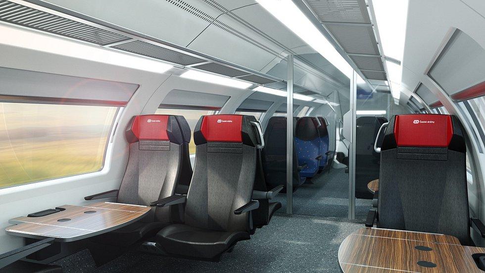 Na trati mezi Ostravou a Frenštátem se objeví nové vlaky.