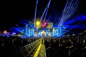 Festival Beats For Love 2019 v Dolní Oblasti Vitkovice.