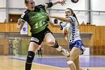 CHALLENGE CUP osmifinále, házená: Poruba – BM Granollers, 1. února 2020 v Ostravě.