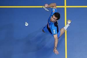 Petr Koukal, devítinásobný mistr ČR v badmintonu a vlajkonoš české výpravy na olympijských hrách v Londýně 2012, se v Ostravě vrátil k racketlonu. V roce 2006 získal v tomto sportu český titul, tentokrát obsadil 6. místo.