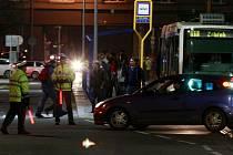 Hokejové derby Ostrava-Třinec a fotbalové utkání Česko-Srbsko. Policisté a strážníci museli v Ostravě koordinovat dopravu.