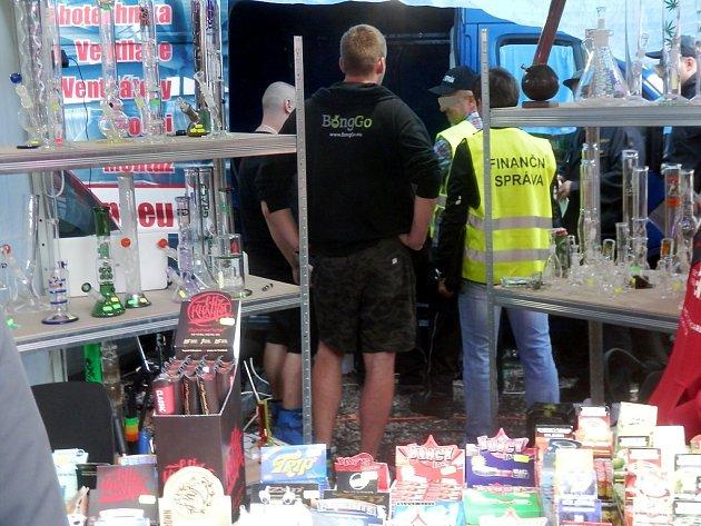 Berňák udeřil na festivalu Colours of Ostrava.