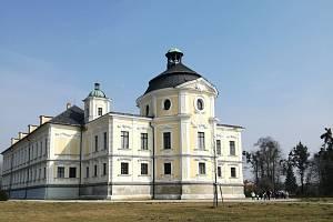Čtenářka Ludmila Karčová zachytila místa našich častých jarních výletů.