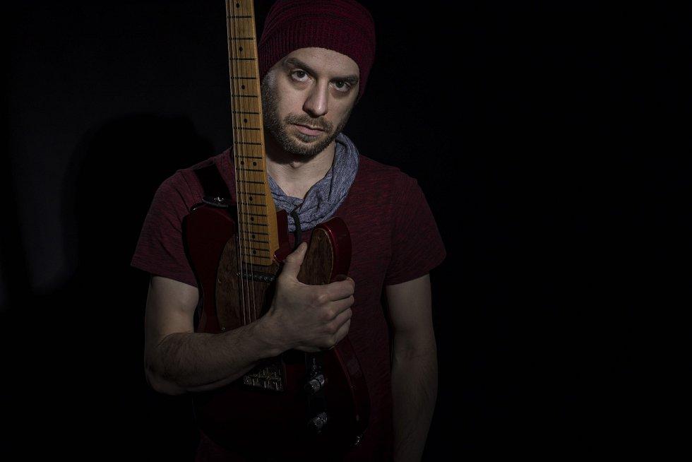 Kytarista Rudy Horvat