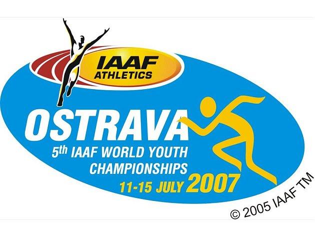 Logo MS atletů do 17 let