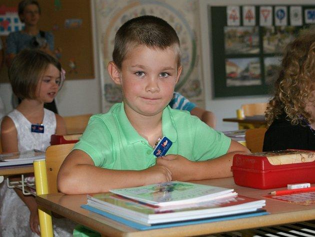 Matyáš Stránský, 6 let, ZŠ Pustá Polom