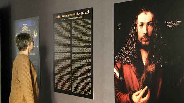 Ostravské muzeum hostí výstavu Albrecht Dürer a jeho současníci