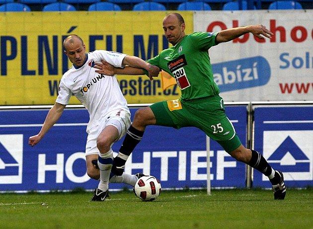 FC Baník - FK Baumit Jablonec