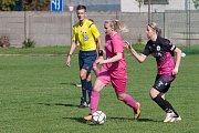Ženy Slovanu Ostrava v městském derby padly s Vítkovicemi.