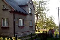 Dům, v němž došlo k násilnému činu