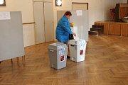 Druhé kolo voliče na Opavsku táhne