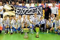Memoriál Evžena Hadamczika se letos uskuteční po třiačtyřicáté. Foto: archiv FC Baník Ostrava