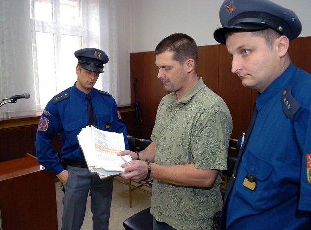 Jiří Kilián u soudu