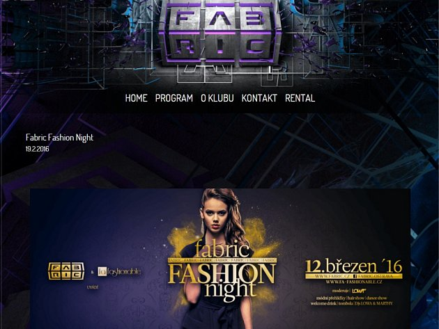Fabric Fashion Night vol. 2
