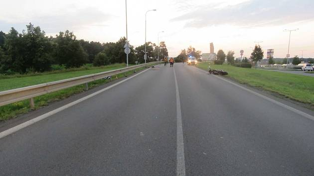 Policisté hledají svědky dopravní nehody,která se stala dne 21. července 2020 v 19 hodin v Ostravě – Porubě v ulici Opavská ve směru jízdy od silnice č. I/II k ulici Průběžná u nákupního centra Globus.