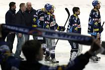 HC Vítkovice Steel – PSG Zlín. Čtvrtfinále play off hokejové extraligy – 6. zápas.