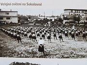 Slet Sokolů.