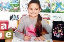 Lucie Blahová, 6 let, Havířov, ZŠ Havířov