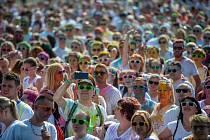 Rainbow Run v Ostravě se těší velkému zájmu.
