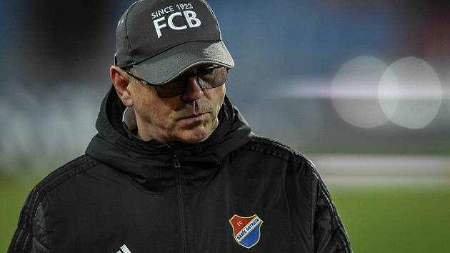 Utkání 23. kola první fotbalové ligy: Baník Ostrava - Fastav Zlín, 1. března 2019 v Ostravě. Na snímku Páník Bohumil.
