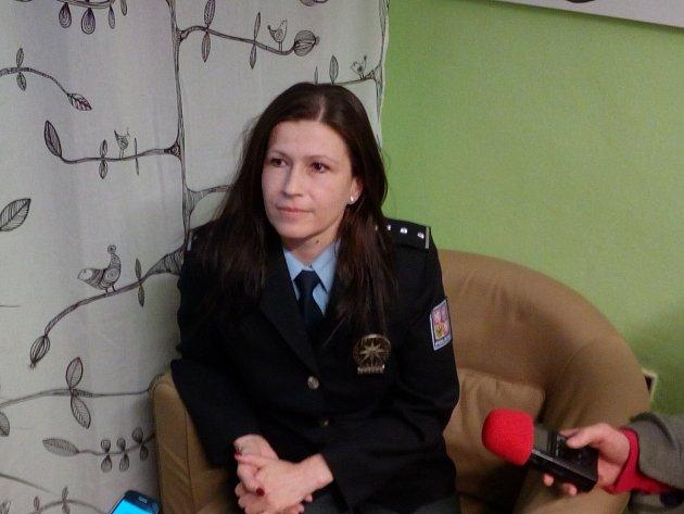 Policistka Stanislava Klečková stála uzrodu týmu specializovaného na domácí násilí.