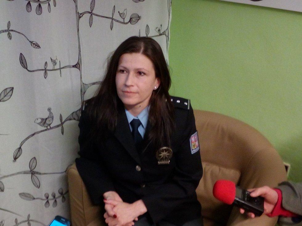 Policistka Stanislava Klečková stála u zrodu týmu specializovaného na domácí násilí.
