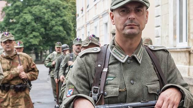 Z dokumentárního snímku Vlasovci.