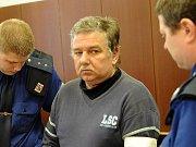 Vladimír Janoušek se k činu přiznal. Prohlásil, že jej hluboce lituje.