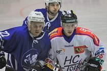 Novojičínští hokejisté si doma vyšlápli na Porubu.