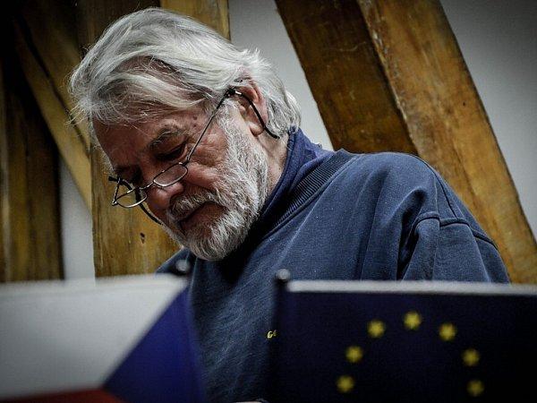 KAREL SLACH, kameraman, jemuž festival Ostrava Kamera Oko vzdá hold.