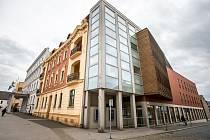 Stavba čtvrtstoletí, 12. listopadu 2019 v Hlučíně. Dostavba městského úřadu Hlučín.