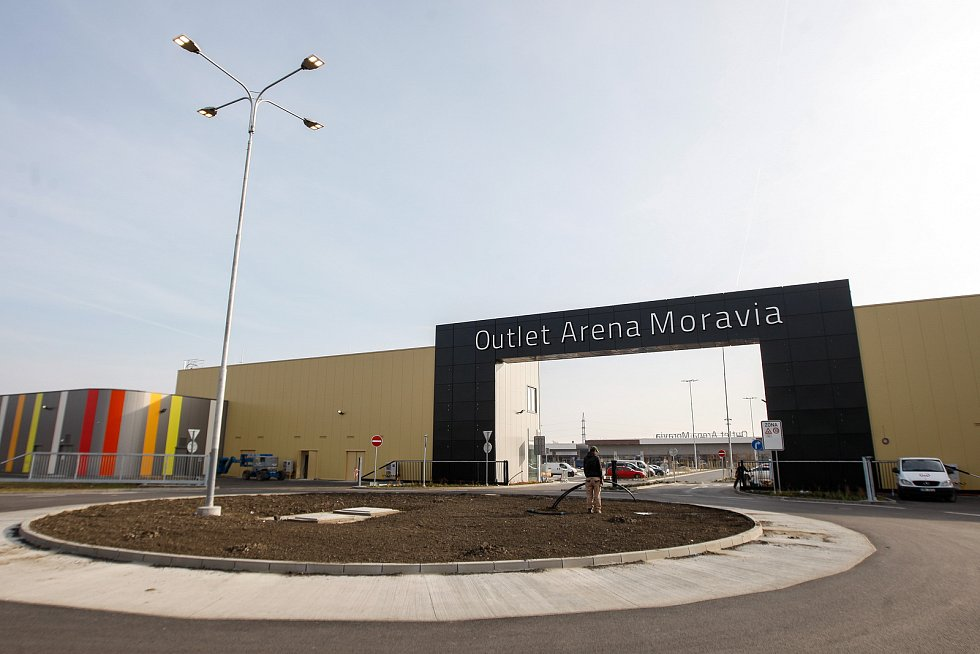 Outlet Aréna Moravia