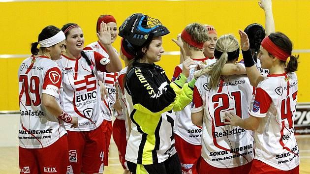 Florbalistky Židenic znovu ovládly třídenní turnaj Ostrava Cup.
