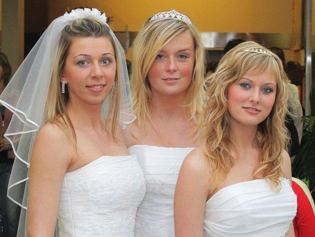 Ze svatebního veletrhu v Ostravě