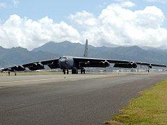 Americký bombardér B-52 H US Air Force