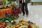 Výstava Rok na zahradě na výstavišti Černá louka.
