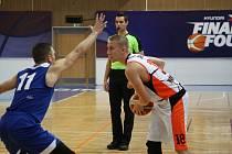 Basketbalisté Nového Jičína nedovedli nadějně rozehraný zápas s prostějovskými Orly do vítězného konce.
